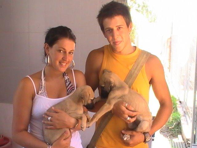 Adopción de 2 hermanitas en julio 2009!!!