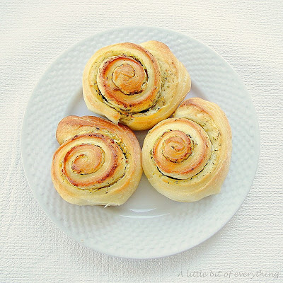 Garlic rolls