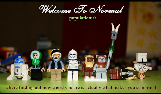 Welcome to Normal, Population: 0