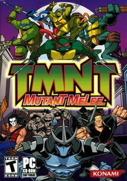 TMNT Mutant Melee [PC/ENG/2005]