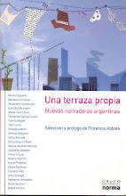 Una terraza propia. Nuevas narradoras argentinas
