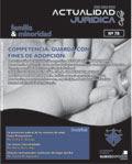 Publicación en Revista Actualidad Jurídica