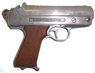 Tags: blogging, psychology, rifles, pistols, Walther P38, WWII, Internet,