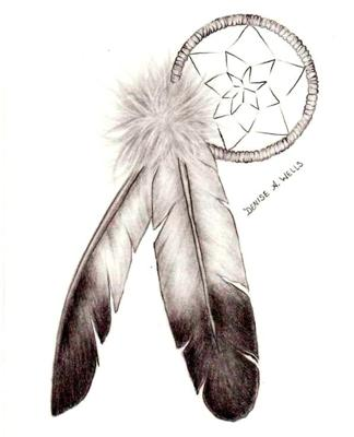 Dream Catcher Tattoos on Dreamcatcher Tattoo
