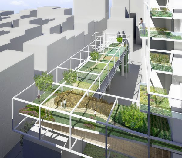THOUGHTS ON ARCHITECTURE AND URBANISM The Plug In Farm