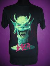 Vtg Slayer 91'