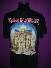 """Vintage Iron Maiden 84"""""""