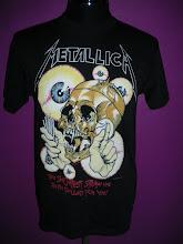 Vintage Metallice 88'