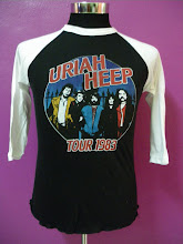 Vintage Uriah Heep