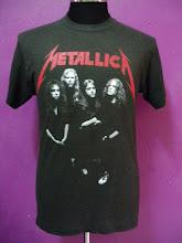 "Vtg Metallica 88"""