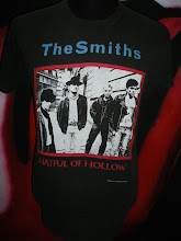 Vtg The Smiths Tour 84'