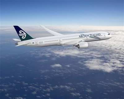 New Zealand Airlines Images