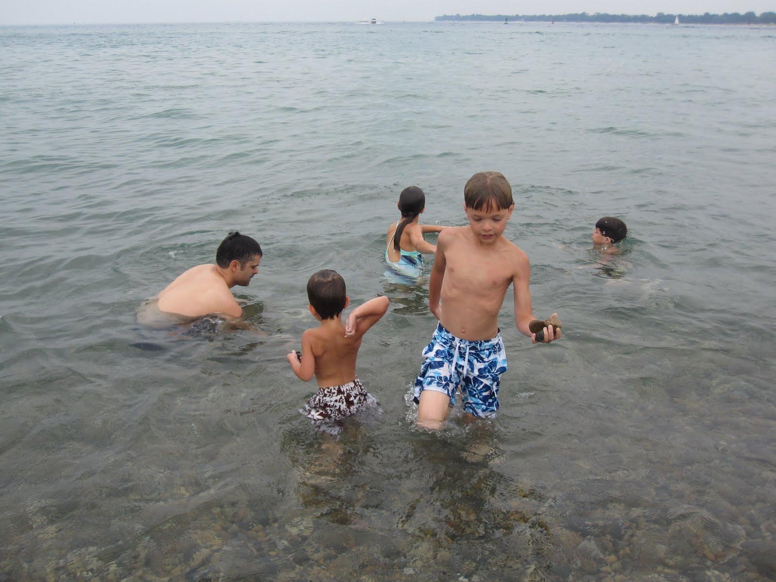 Kids Swimming In A Lake rentz blog: lake swimming