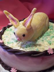 Nyuszis  torta
