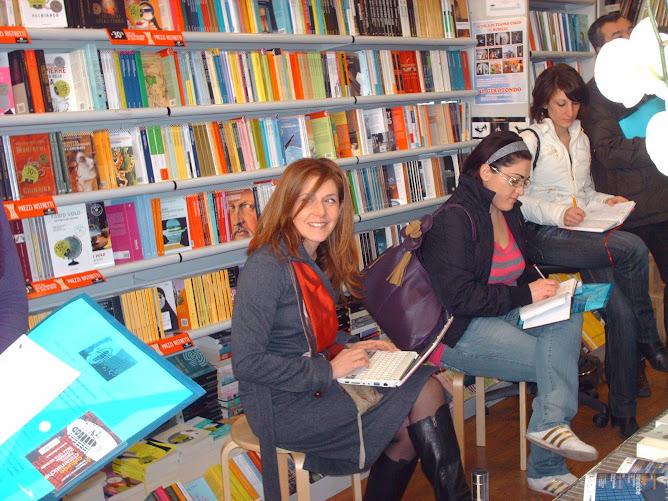Applepie_Conferenza Stampa Culturèe Chitarristiche 2009