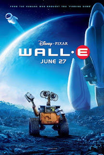 wall-e film afişi
