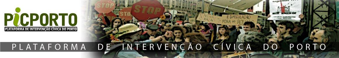Plataforma de Intervenção Cívica - Em defesa do Mercado do Bolhão
