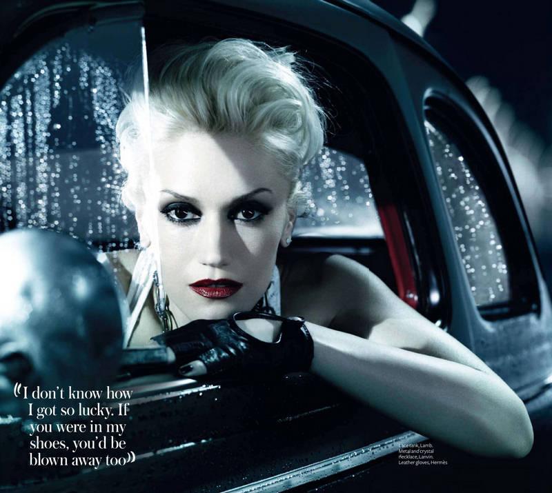 Gwen Stefani Rock Star Fashion Queen