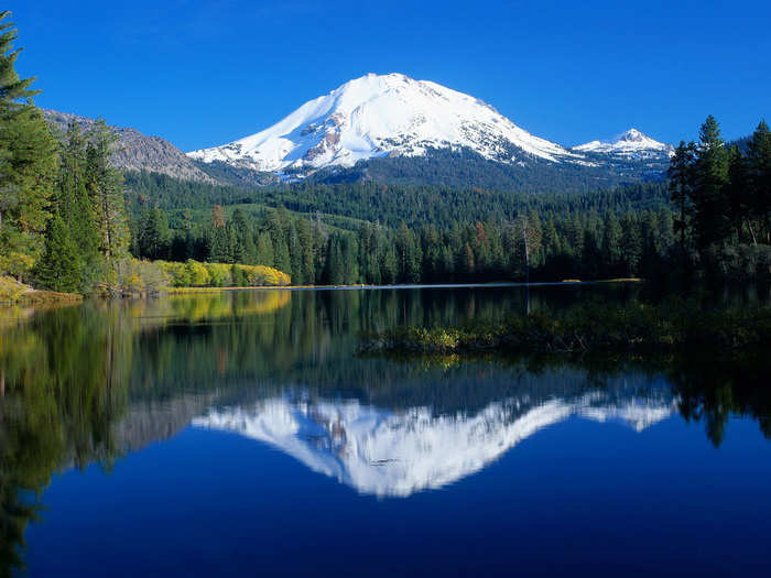 Nature Mountain Beautiful