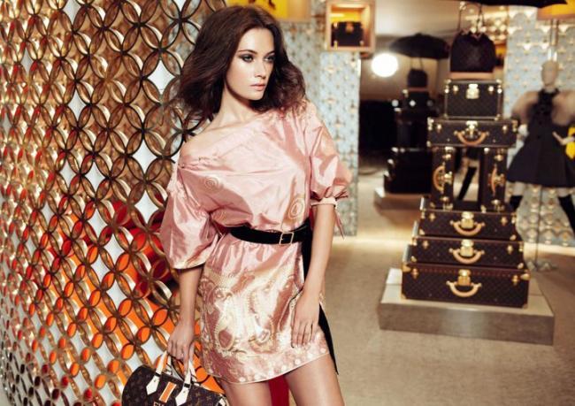 louis vuitton colorful clothes diwali collection