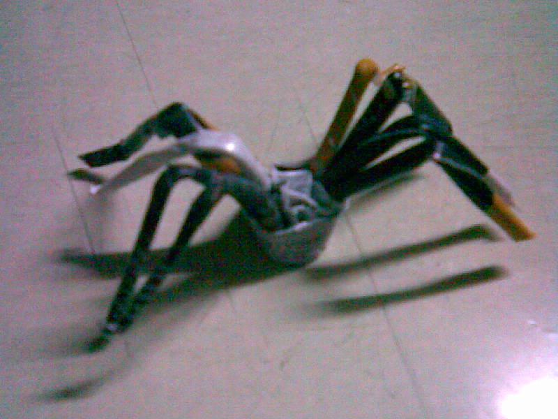 โอริกามิ แปลก แมงมุม รูปสัตว์
