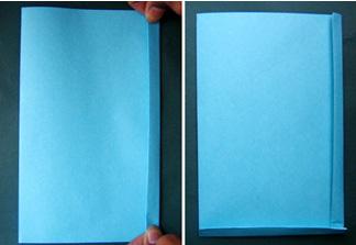 รีไซเคิล ถุง พับถุง ทำซอง  diy bag no glue reuse old paper