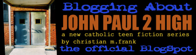 Blogging About John Paul 2 High