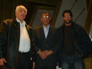 درويش الاسيوطى ورمضان عبدالعليم  ومحمد الصغير