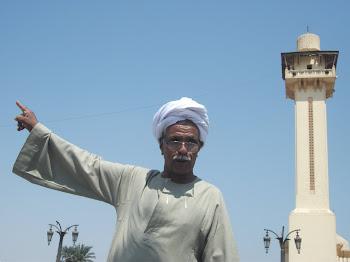 خربوش امام مسجد احمد النجم