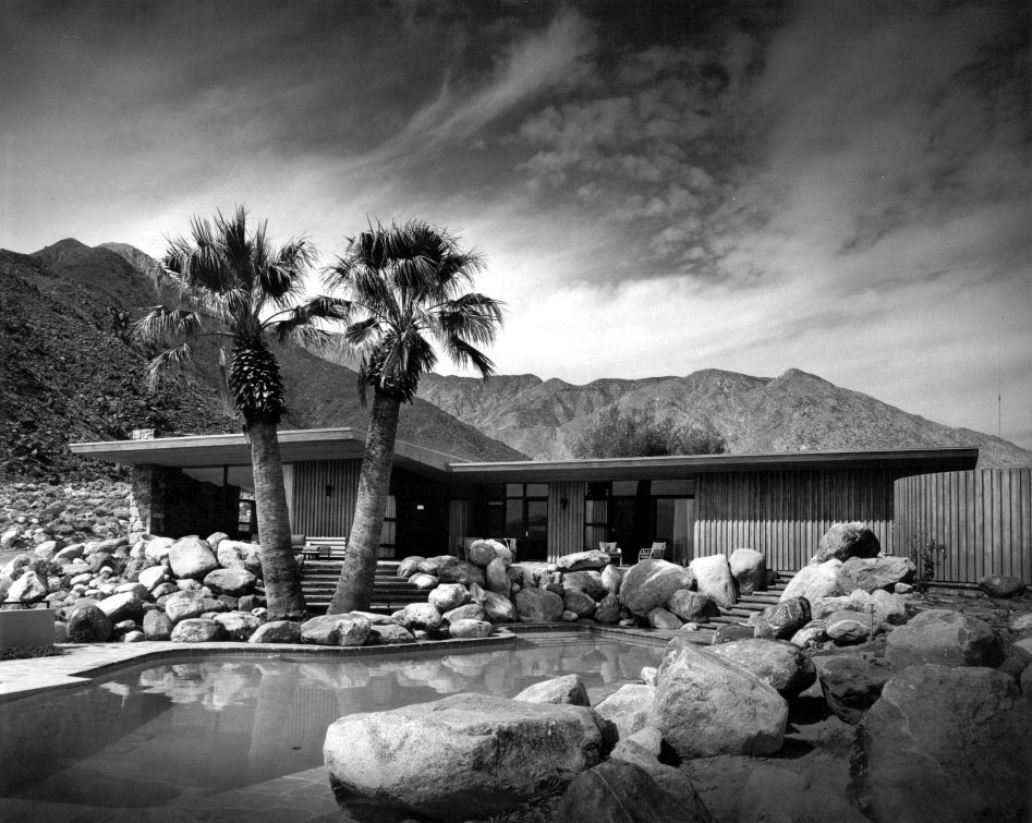 Backyard oasis symposium day 2 at ace hotel swim club for The edris house palm springs