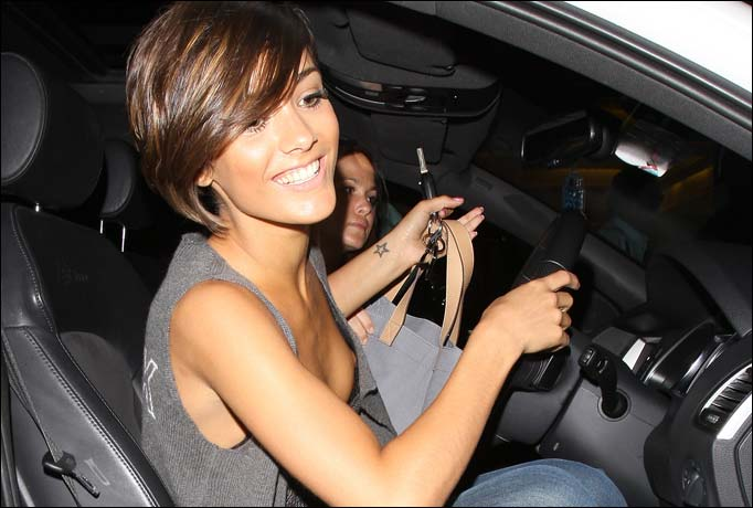 frankie sandford boobs