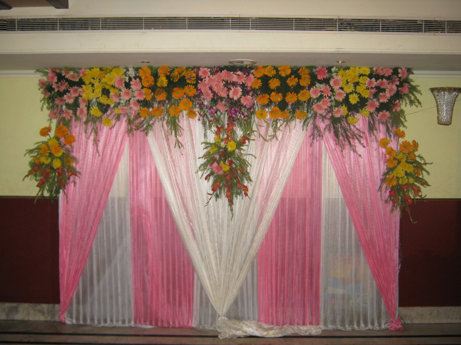 Decoration For Wedding