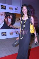 mughda godse and !  nethra raghuraman at quantum of solace premiere at ...
