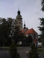 Family church in Żywiec, Polska