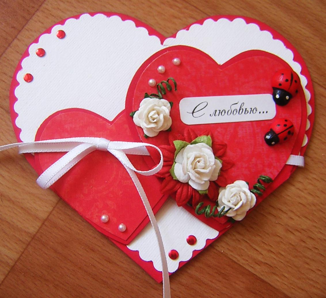 Подарок к дню святого валентина своими руками фото