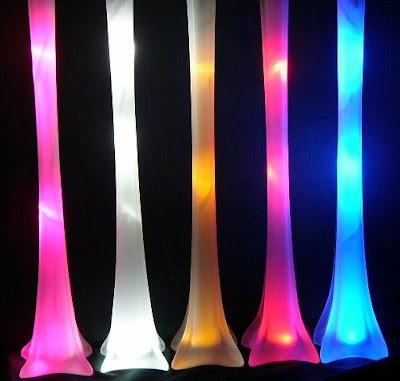 Lights  Wedding Centerpieces on The Unpredictable Mom  Pimp My Wedding Reception