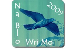2009 NaBloWriMo Logo