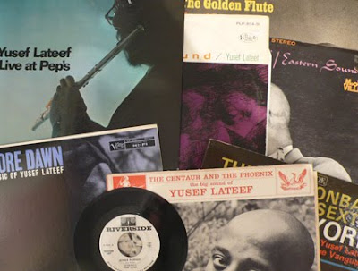 YUSEF LATEEF EASTERN SOUND