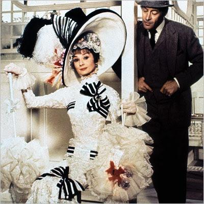Site Blogspot  Audrey Hepburn Hairstyles on Audrey Hepburn In  My Fair Lady