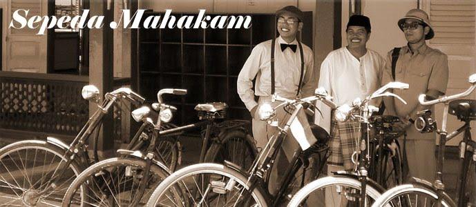 Sepeda Mahakam