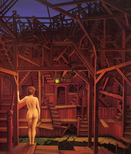 Surrealismo: En el estilo de Jacek Yerka