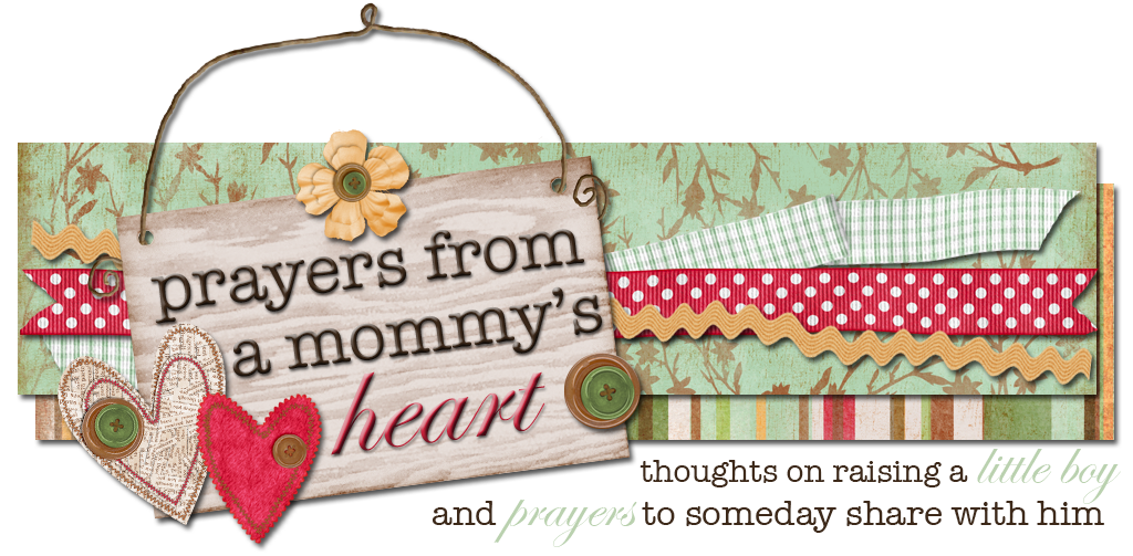 prayers from a mommy's heart