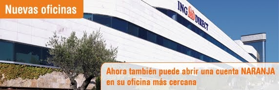 Creditos hipotecas oficinas de ing direct en espa a for Oficinas ing direct barcelona