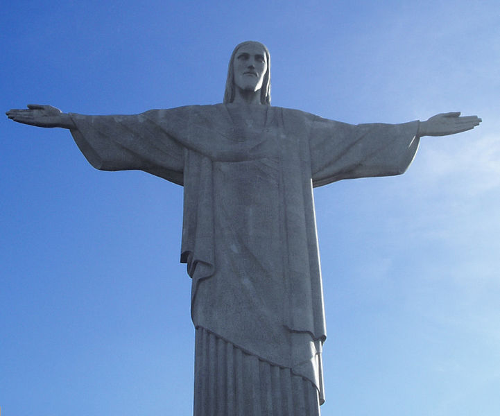 7 maravillas del mundo moderno Cristo Redentor