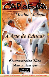 Download - Livro de Capoeira: A Arte de Educar.
