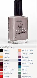 american apparel nail polish colors