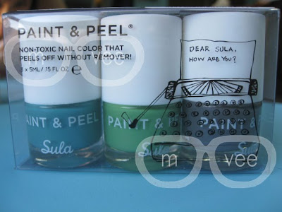 sula paint and peel @ milanandvanaily