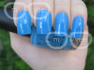 no room for the blues opi swatch @ milanandvanaily