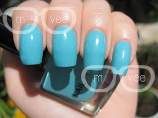 h&m bella's choice swatch
