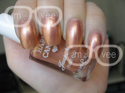 hard candy nail polish swatch